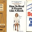 HOW TO READ A PERSON LIKE A BOOK LOT OF 3 BOOKS