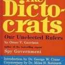 THE DICTOCRATS OUR UNELECTED RULERS BY OMAR V. GARRISON