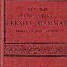 ELEMENTARY FRENCH GRAMMAR 1942