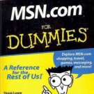 MSN. COM FOR DUMMIES