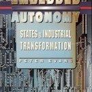 EMBEDDED AUTONOMY STATE & INDUSTRIALTRANSFORMATION 1995