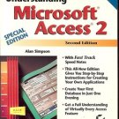 MICROSOFT ACCESS 2 SPECIAL EDITION 2ND EDITION BY ALAN SIMPSON 1994