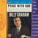 PEACE WITH GOD NAMES OF GOD LOT OF 3 BOOKS