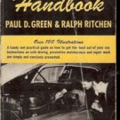 CAR OWNER'S HANDBOOK PAU D. GREEN & RALPH RICHEN