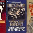 APPROACHING HOOFBEATS LOT OF 3 BOOKS