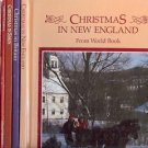 CHRISTMAS IN BRITAIN  LOT OF 6 BOOKS
