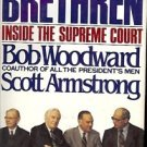 THE BRETHREN INSIDE THE SUPREME COURT 1979