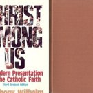CHRIST AMONG US SPEAKING OF HOW TO PRAY LOT OF 2 BOOKS