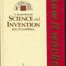 THE ILLUSTRATED SCIENCE & INVENTION ENCYCLOPEDIA LOT 2