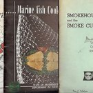 SMOKEHOUSES & THE SMOKE CURING OF FISH A LOT OF 3 BOOKS