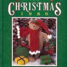 CREATIVE IDEAS FOR CHRISTMAS 1986 NANCY FITZPATRICK
