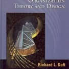 ORGANIZATION THEORY AND DESIGN 7TH EDITION 2001