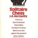SOLITAIRE CHESS I.A. HOROWITZ  1962