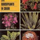 201 HOUSEPLANTS IN COLOR ROB HERWIG