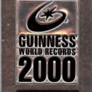 GUINNESS WORLD RECORDS 2000 MILLENNIUM EDITION
