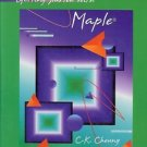 GETTING STARTED WITH MAPLE for release 3, 4 and 5 1998