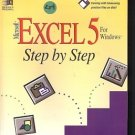 MICROSOFT EXCEL 5 FOR WINDOWS STEP BY STEP