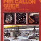 CHILTON'S  MORE MILES PER GALLON GUIDE 2ND EDITION
