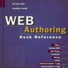 WEB AUTHORIZING DESK REFERENCE