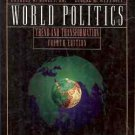 WORLD POLITICS TREND & TRANSFORMATION 4TH EDITIION