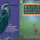 WILDLIFE WATCHER'S HANDBOOK & INTRODUCTION TO BRID LIFE FOR WATCHERS LOT 2 BOOKS
