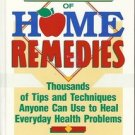 THE DOCTORS BOOK OF HOME REMEDIES THOUSANDS OF TIPS & TECHNIQUES ANYONE CAN USE