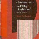 CHILDREN WITH LEARNING  DISABILITIES JANET W LERNER