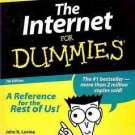 THE INTERNET FOR DUMMIES A REFERENCE FOR THE RST OF US!