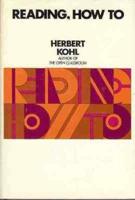 READING HOW TO HERBERT KOHL 1973