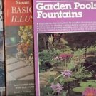 GARDEN & VEGETABLES LOT OF 3 BOOKS