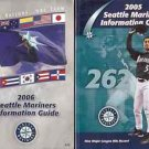 SEATTLE MARINERS INFORMATION GUIDE 2005 & 2006