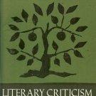 LITERARY CRITICISM PLATO THROUGH JOHNSON BY VERNON HALL