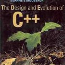 THE DESIGN & EVLUTION OF C++ BJARNE STROUSTRUP 1994