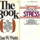STRESS WHAT IT IS  THE BOOKS ON THE TABOO LOT OF 2 BOOK