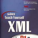 SAM TEACH YOURSELF XML IN 21 DAYS BY SIMON NORTH & PAUL HERMANS1999