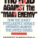THE KGB AGAINST THE MAIN ENEMY ROMERSTEIN & LEVCHENKO 1989