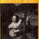 A HISTORY OF WESTERN MUSIC DONALD JAY  GROUT 1960
