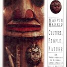 CULTURE PEOPLE NATURE INTRODUCTION TO GENERAL ANTHROPOLOGY 6TH EDITION