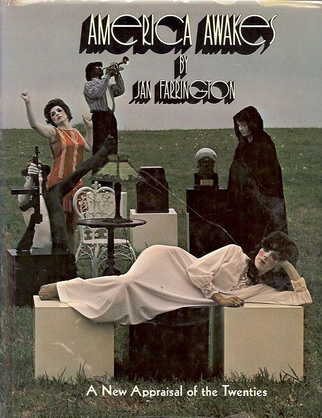 AMERICA AWAKES BY JAN FARRIGTON A NEW APPRAISAL OF THE TWENTIES 1971