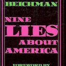 NINE LIES ABOUT AMERICA BY ARNOLD BEICHMAN