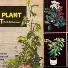 THE HOUSE PLANT EXPERT & 128 HOUSE PLANT YOU CAN GROW LOT OF 2 BOOKS