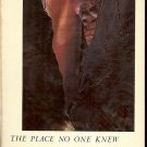 THE PLACE NO ONE KNEW GLEN CANYON ON THE COLORADO BY EIOT PORTER