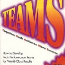 TEAMS TOGETHER EACH ACHIEVES MORE SUCCESS BY JAMES L LUNDY