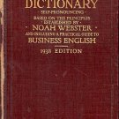 NATIONAL DICTIONARY SELF PRONOUNCING BASED ON THE PRINCIPLES ESTABLISHED BY NOAH