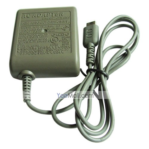 HOME AC ADAPTER CHARGER FOR NINTENDO DS LITE DSL NDSL