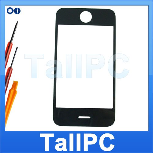 NEW Iphone 3G Outer glass cover lens repair US + tools