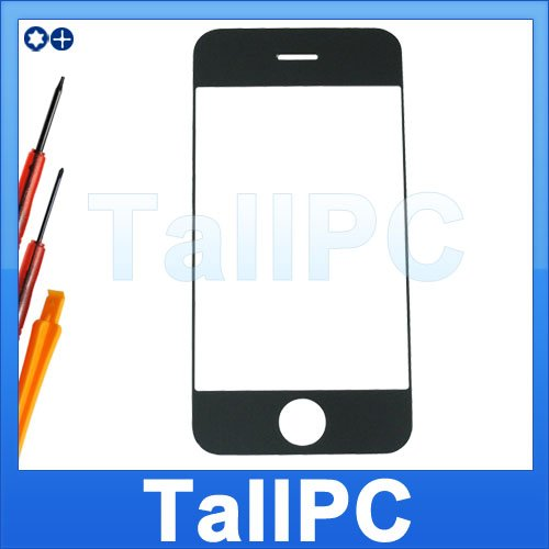 NEW iphone 2G Glass lens panel replacement US + tools