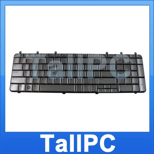 New HP DV7 DV7-1000 DV7-1100 Laptop Keyboard Bronze