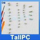 New Apple Iphone 3G 3GS Full Screw Screws Set US + tool