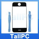 NEW iphone 2G outer Glass lens panel 2G + 2 tools USA
